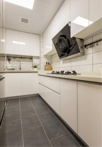 120平米四北欧风格厨房设计图