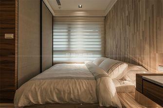 110平米三室一厅日式风格卧室图