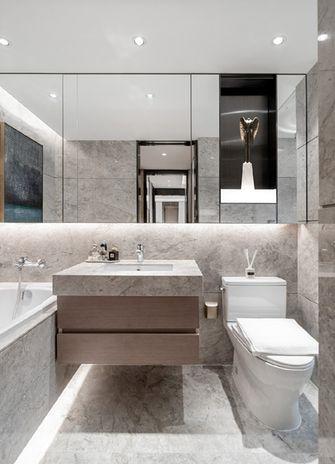 120平米四室一厅现代简约风格卫生间装修效果图