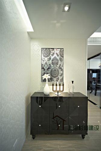 80平米一室三厅欧式风格玄关装修效果图