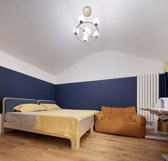 130平米复式北欧风格儿童房装修案例