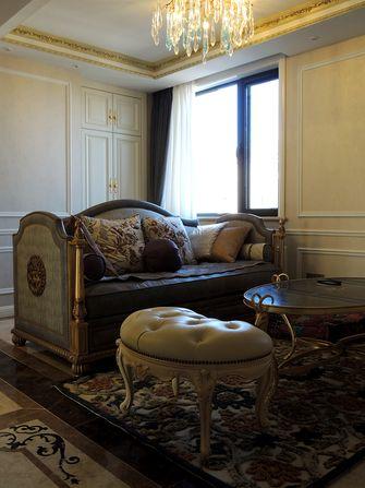 富裕型140平米三室四厅法式风格客厅图