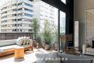 80平米北欧风格阳台沙发欣赏图