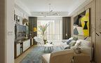 10-15万90平米北欧风格客厅沙发欣赏图