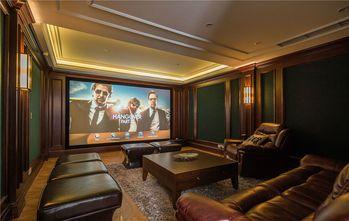 100平米三室两厅欧式风格影音室装修图片大全