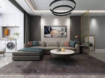 110平米法式风格客厅图片