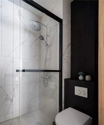 60平米一室一厅日式风格卫生间效果图