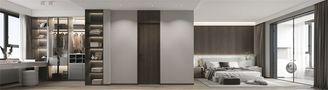 130平米三室两厅新古典风格卧室欣赏图