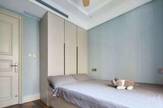 110平米三室一厅混搭风格儿童房设计图