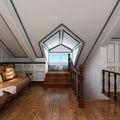 140平米复式欧式风格阁楼装修案例