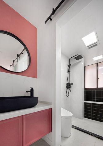 70平米三室两厅宜家风格卫生间装修图片大全