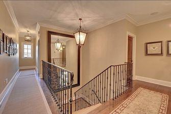 10-15万140平米别墅混搭风格楼梯装修效果图