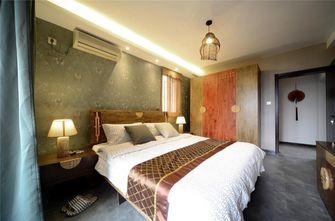 90平米三东南亚风格卧室图