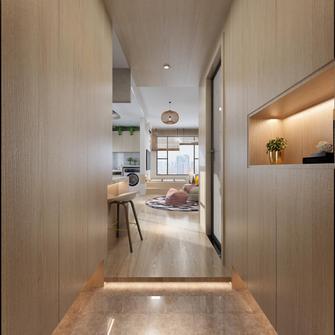 40平米小户型日式风格玄关装修案例