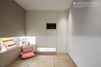 90平米三室一厅混搭风格儿童房图片大全