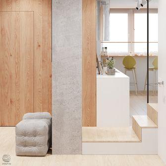 110平米三现代简约风格走廊效果图