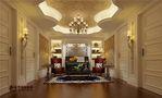 140平米别墅法式风格阁楼装修图片大全