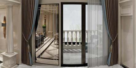 140平米别墅欧式风格阳台装修效果图