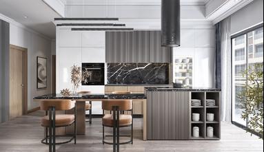 140平米新古典风格餐厅设计图