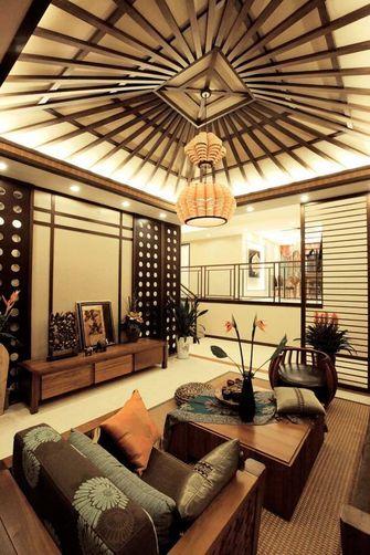 四房东南亚风格装修案例