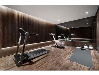 130平米三室两厅北欧风格健身室装修效果图