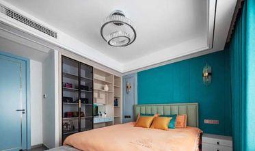 110平米三现代简约风格卧室图片大全