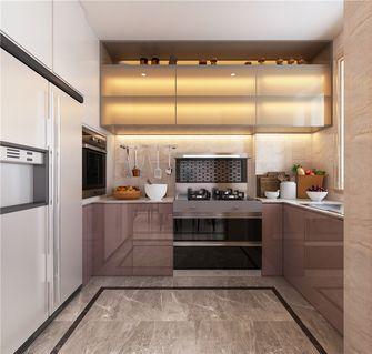 120平米三中式风格厨房设计图