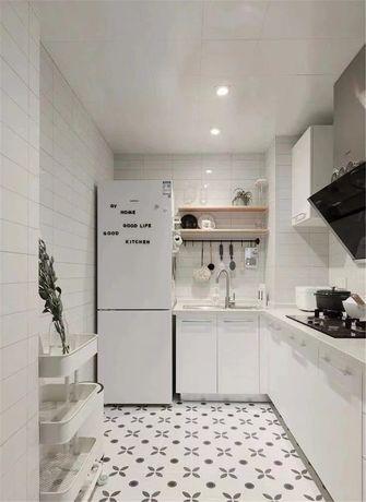 70平米北欧风格厨房图片大全