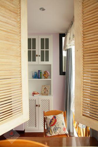 120平米三室两厅地中海风格儿童房设计图