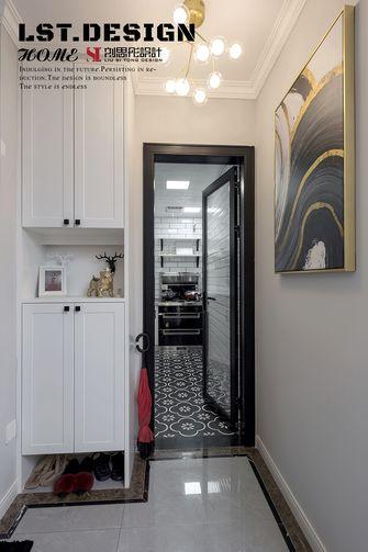 120平米四室两厅混搭风格走廊图片