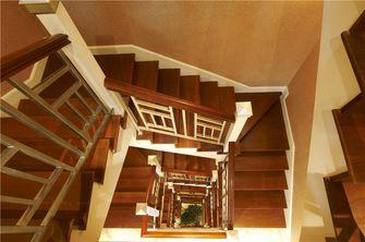 140平米别墅欧式风格楼梯间装修图片大全