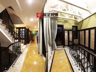 豪华型140平米四室两厅混搭风格楼梯设计图
