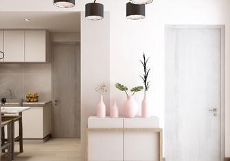 60平米一室一厅混搭风格其他区域欣赏图