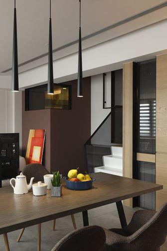 5-10万80平米一室两厅宜家风格餐厅图片
