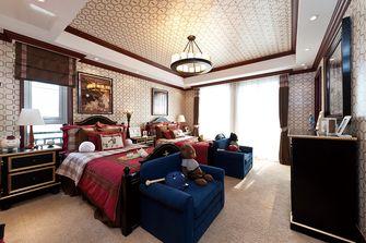 140平米四室五厅美式风格卧室装修案例