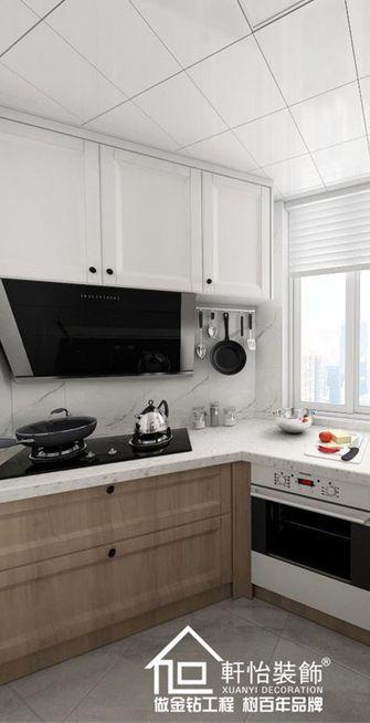 90平米三室两厅其他风格厨房装修图片大全