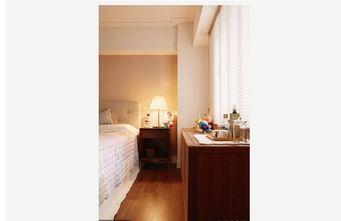 130平米三室两厅英伦风格卧室欣赏图