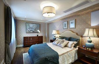 80平米新古典风格卧室设计图