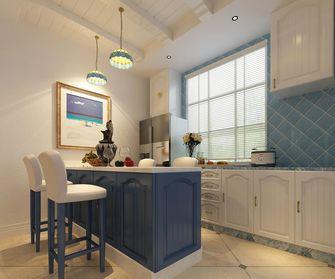 140平米别墅地中海风格餐厅装修案例