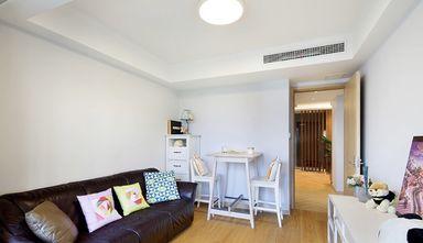 130平米三室两厅东南亚风格客厅装修图片大全