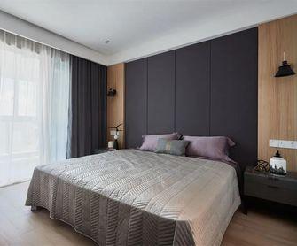 110平米三室两厅混搭风格卧室设计图