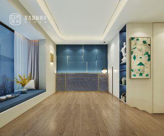 140平米别墅现代简约风格阳台装修案例