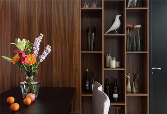 40平米小户型北欧风格餐厅设计图
