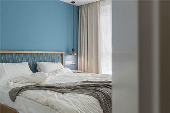 100平米三室两厅北欧风格卧室装修图片大全