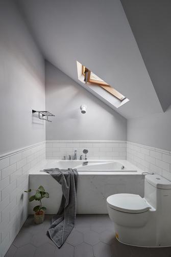 140平米复式其他风格阁楼设计图