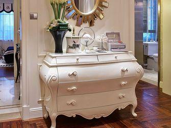 90平米三室一厅美式风格梳妆台图片大全