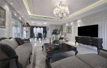 经济型110平米欧式风格客厅背景墙效果图