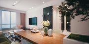 50平米四室一厅地中海风格玄关图片大全