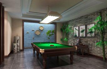 140平米复式东南亚风格影音室设计图