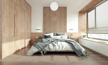 140平米四日式风格卧室图片大全